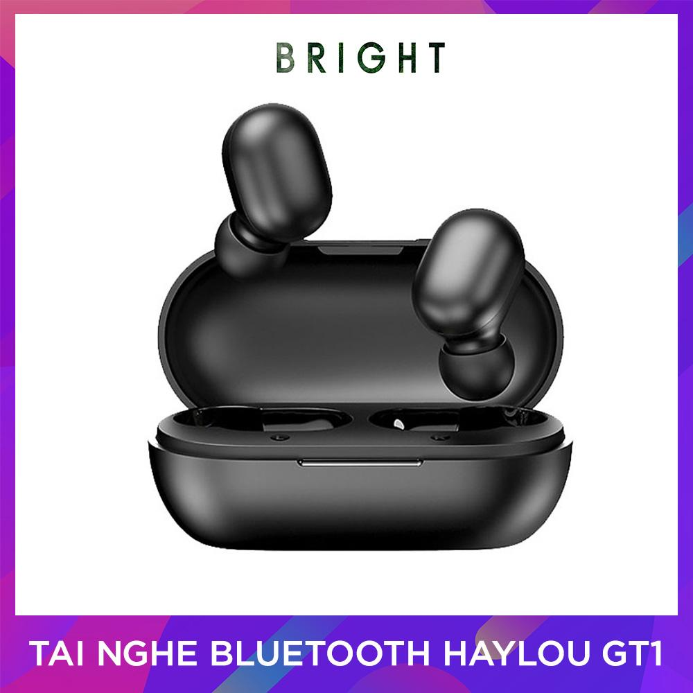 Tai Nghe Bluetooth Không Dây True Wireless Xiaomi Haylou GT1 Bluetooth 5.0