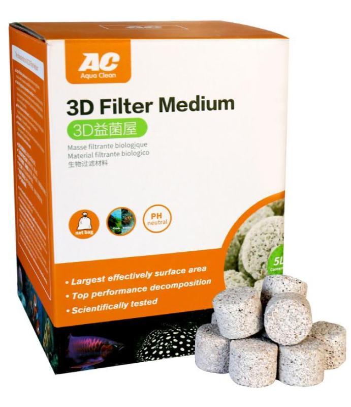 Vật liệu lọc cao cấp 3D Filter Medium
