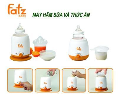 máy hâm sữa FATZ 4 chức năng hàn quốc