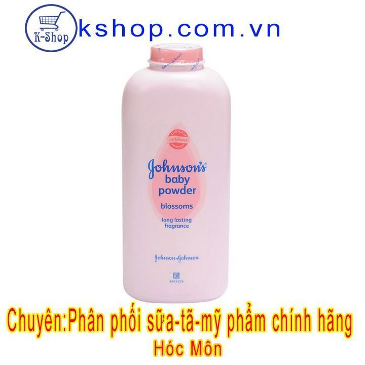 Phấn Thơm Johnson's Baby Hương Hoa 100g