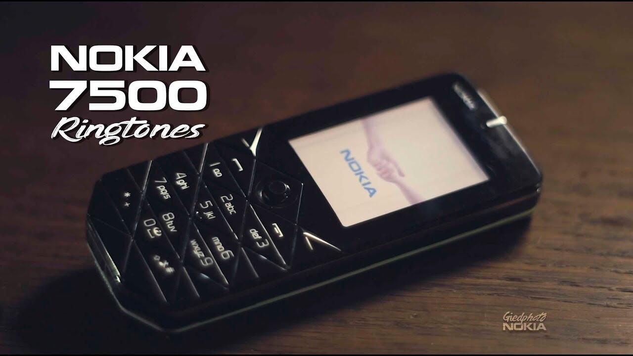 Điện Thoại Di động Nokia 7500 Kim Cương Huyền Bí Vẻ đẹp Tiềm ẩn Có Giá Ưu Đãi