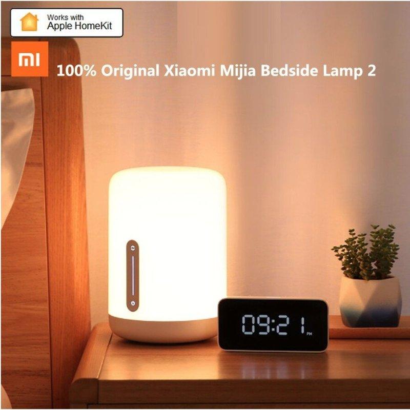Đèn ngủ thông minh Xiaomi Mijia gen 2 (Kết nối apps điện thoại- Điều khiển bằng giọng nói)