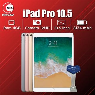 Máy tính bảng iPad Pro 10.5 Inch 2017 phiên bản 4G+WIFI CẤU HÌNH MẠNH MẼ GAME ONLINE VỚI MÀN HÌNH LỚN CHÍNH HÃNG APPLE MRCAU thumbnail