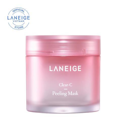 Mặt nạ loại bỏ tế bào chết dịu nhẹ cho da Laneige Clear-C Peeling Mask 70ml chính hãng