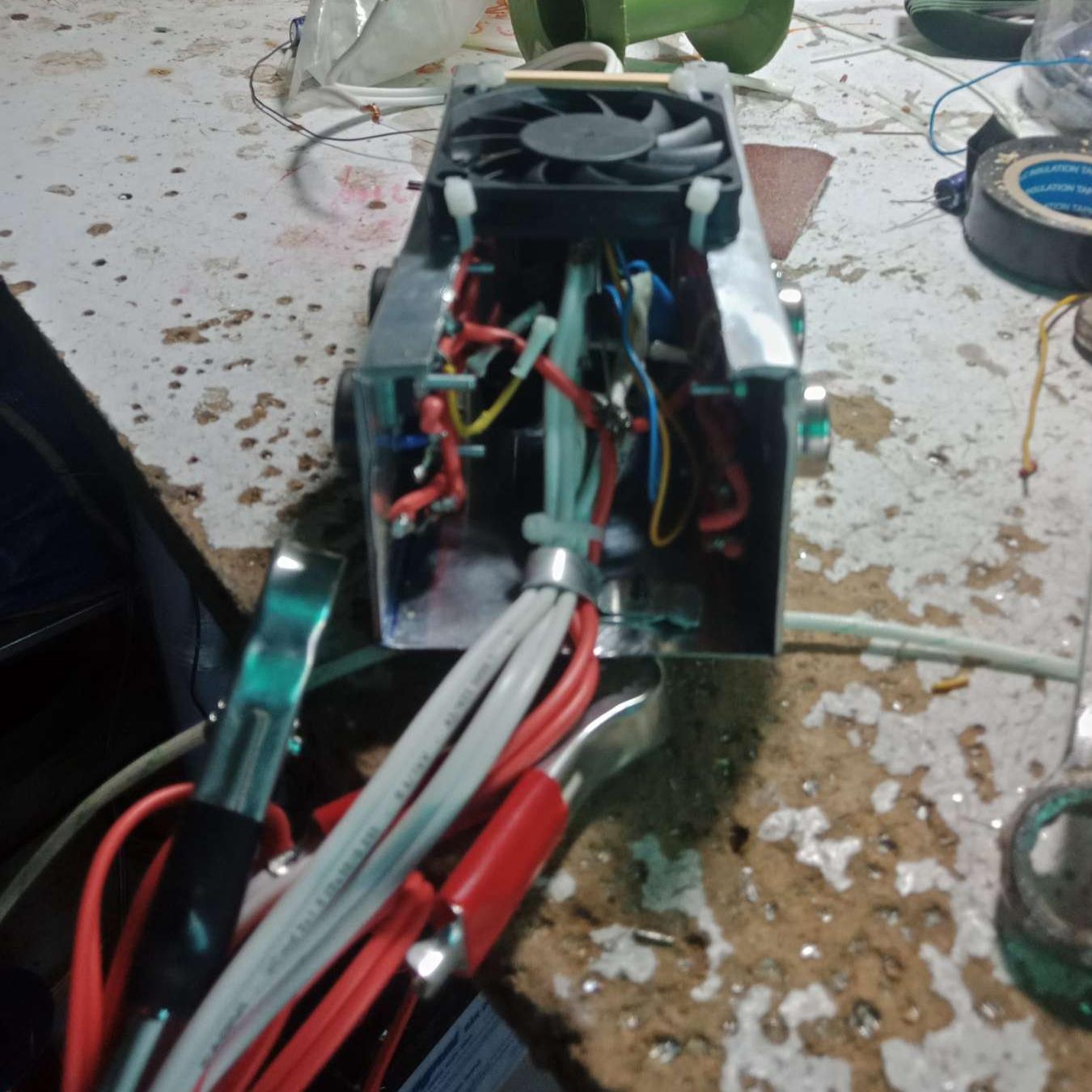 biến điện mini