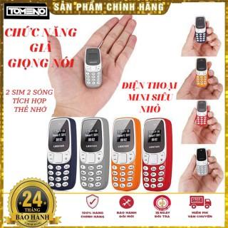 Điện thoại Mini - L8STAR BM10 siêu nhỏ siêu độc lạ - 2 sim 2 sóng siêu nhỏ, - Hỗ Trợ Khe Cắm Thẻ Nhớ - Nghe Nhạc mp3 thumbnail