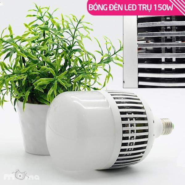 Bảng giá Bóng đèn LED hình trụ thân bọc nhôm siêu sáng,tiết kiệm điện, công suất cao 50W-100W-150W,độ bền lâu dài, đuôi vít xoắn E27,tản nhiệt tốt, ánh sáng trắng trung thực không chói mắt, phù hợp với không gian rộng,sân vườn-DBTN