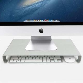 Kệ nhôm nguyên khối cho Imac, Macbook, Laptop, Màn hình máy tính thumbnail