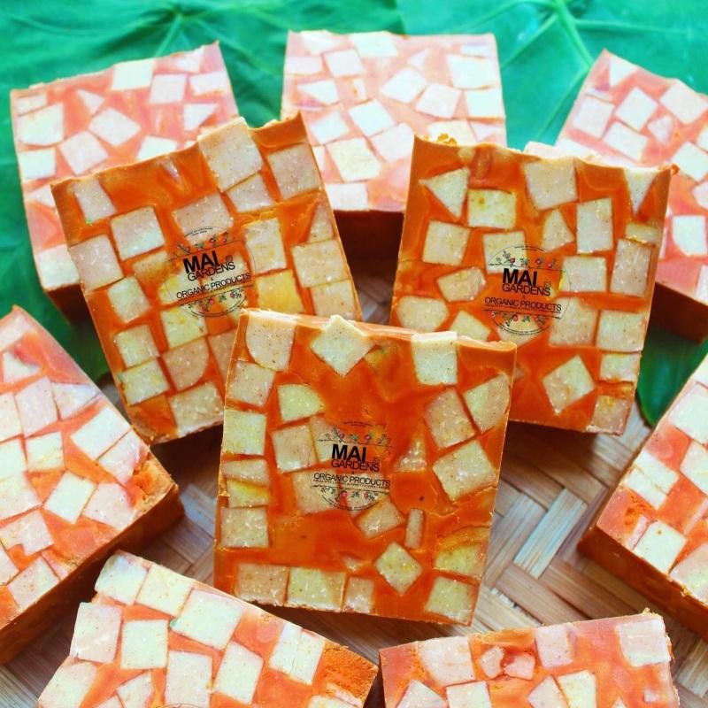 Xà Bông Nghệ Cà Rốt 125 gr