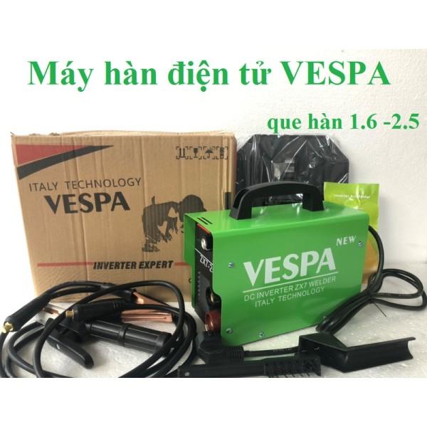 Máy hàn chính hãng Vespa 250A - may han dien tu - máy hàn que