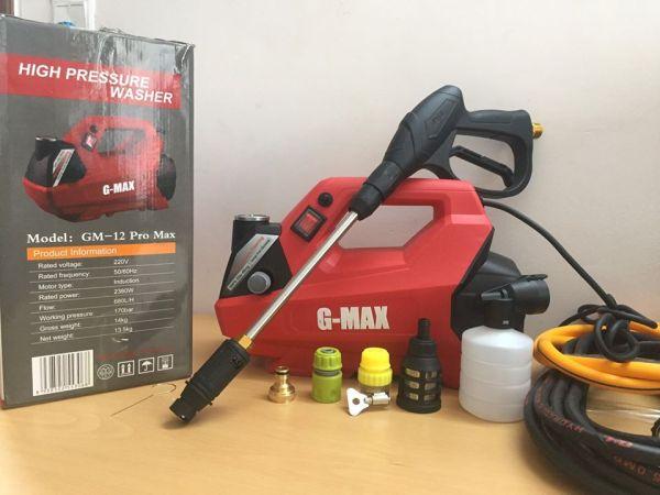 Máy Rửa Xe G-MAX Pro 2380W