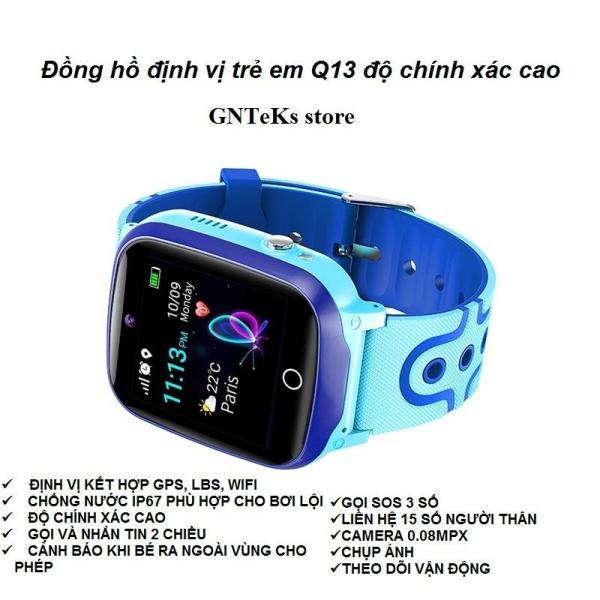 Đồng hồ định vị trẻ em Q13 độ chính xác cao