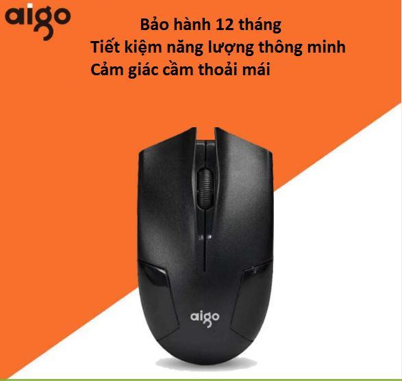 Chuột không dây Patriot Aigo Q710 Tặng kèm Pin