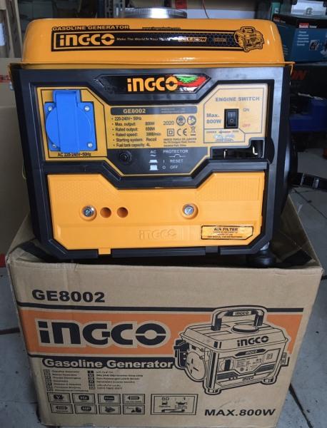 Máy phát điện chạy xăng Ingco GE8002 800W