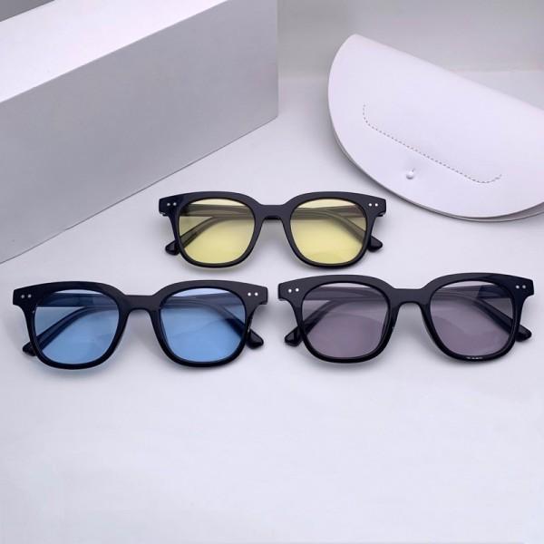 Giá bán Mắt kính mát thời trang chữ V siêu rẻ dáng vuông Hàn Quốc