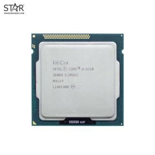 CPU i3 3220 sk 1155 kèm keo tản nhiệt. thumbnail