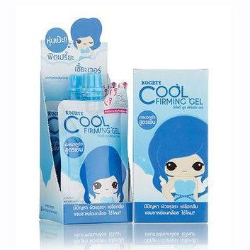 Gel Hỗ Trợ Giảm Cân Làm Mát Da Thái Lan Kociety Cool Firming Gel 70g - VNTOPBUY nhập khẩu