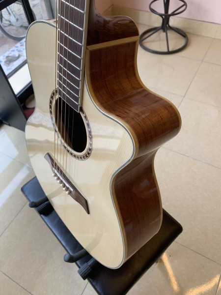 Đàn guitar Acoustic  Model: GTS - A2.