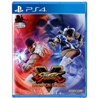 Đĩa Game PS4 Street Fighter V Champion Edition - EU thumbnail