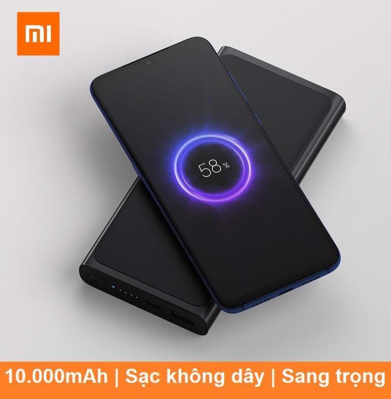 Giá SẠC DỰ PHÒNG KHÔNG DÂY 10000MAH 2019