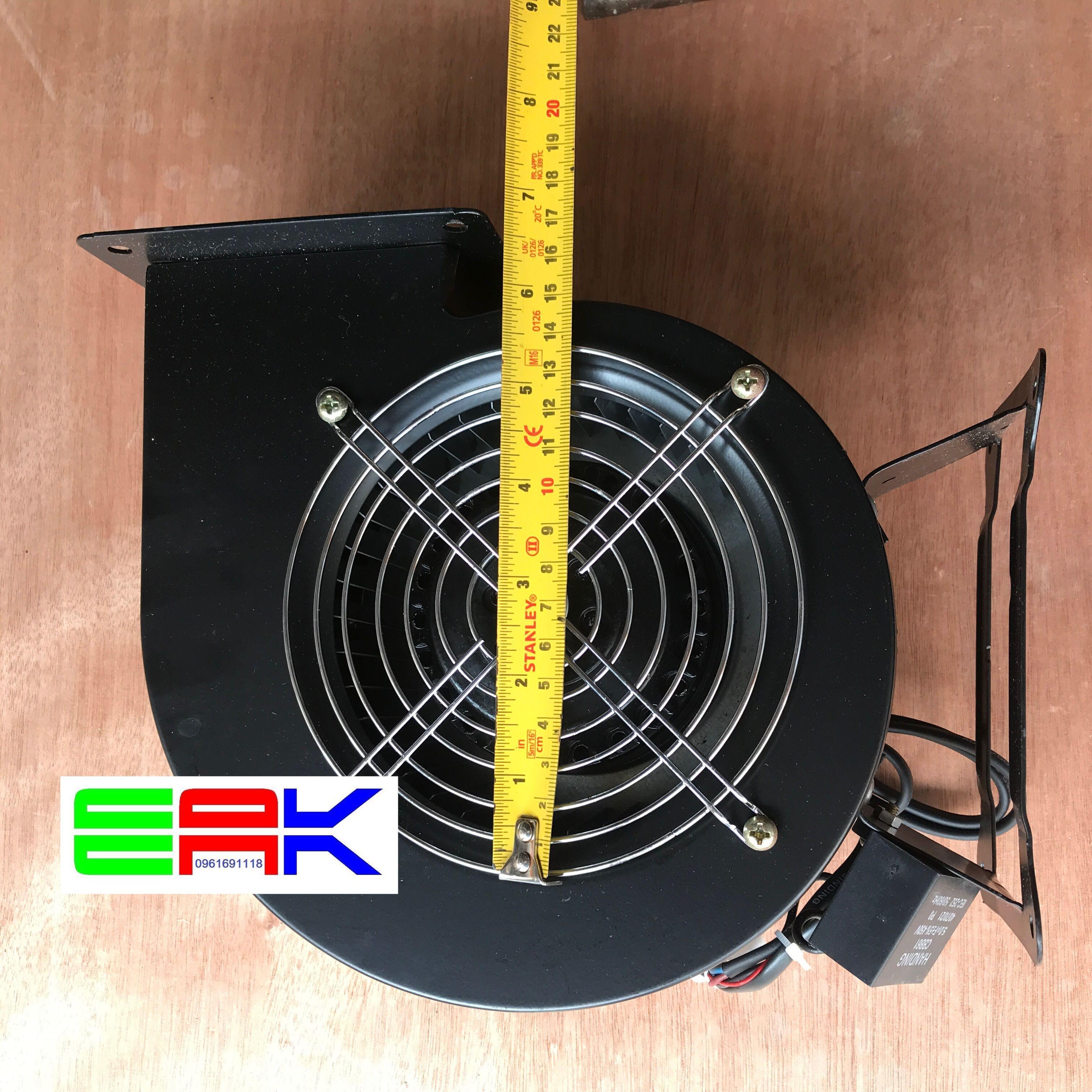 Quạt hút ly tâm 150FLJ2 240W - 220V - 2650r / min