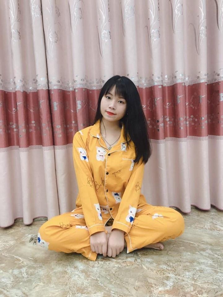 Bộ Pijama Dài Tay Sau Sinh, Mặc Nhà Vải Kate Thái Loại 1- Cam Kết Vải Đẹp-Dưới 60kg-Hình Ảnh Thật-Giao Đúng Màu-Mẫu Mới