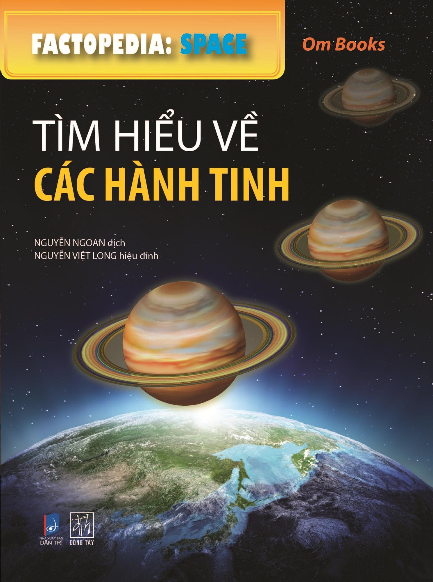 Mua Factopedia: Space - Tìm hiểu về các hành tinh