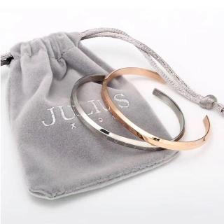 Vòng tay Julius Hàn Quốc JSB078 chất liệu thép (2 màu tuỳ chọn) thumbnail