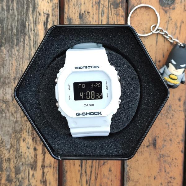 Đồng hồ thể thao G Shock mặt vuông chống nước đa năng bán chạy
