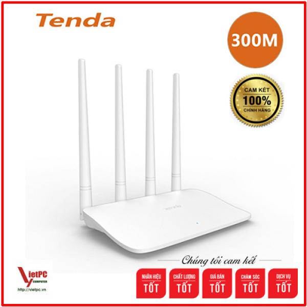 Bảng giá Bộ phát Wifi xuyên tường Tenda F6 N300  - 4 Anten Phong Vũ