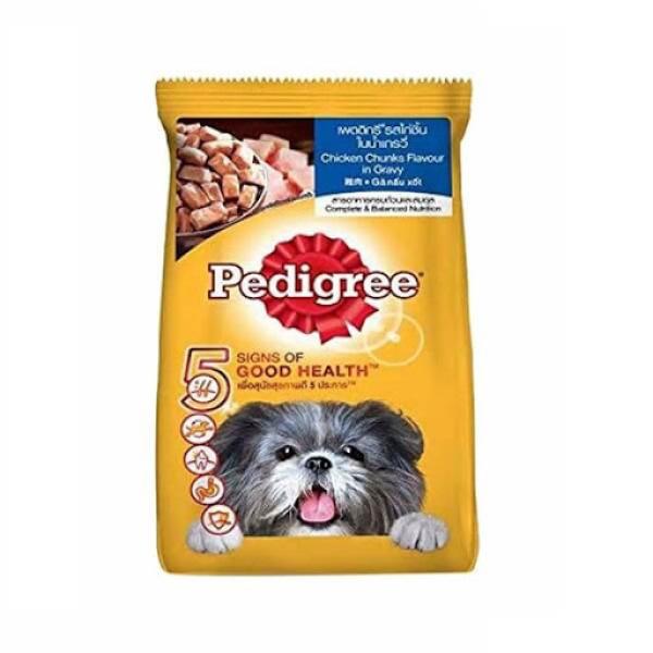 Pate Pedigree -Cho Chó Trưởng Thành Vị Thịt Gà Nấu Sốt