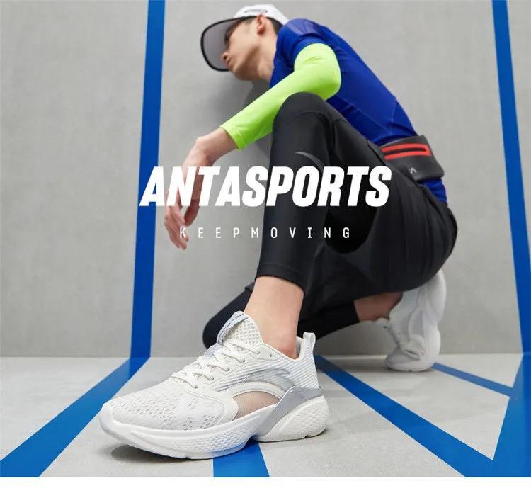 Giày thể thao nam Anta 812025516 dòng chạy
