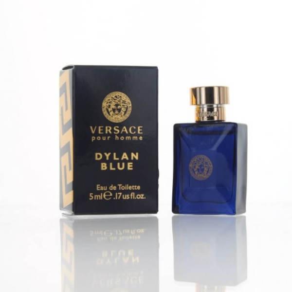 Versace pour homme Dylan Blue Eau De Toilette 5ml