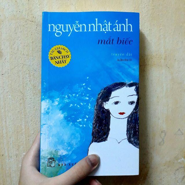 Mắt Biếc (Tái Bản 2018) Nguyễn Nhật Ánh Nhật Bản