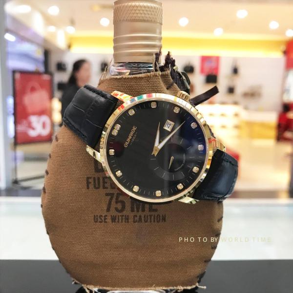 Nơi bán [NAM TÍNH] Đồng Hồ Nam Sunrise DM1165SWA - Hộp hãng + Thẻ BH hãng - Kính Sapphire [chống xước , chống nước] - Màu tuỳ chọn