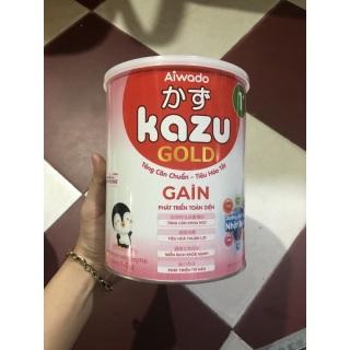 Tặng 1 bộ bóng rổ - Sữa bột kazu gain số 1 810g thumbnail