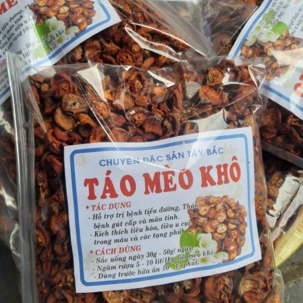 TÁO MÈO KHÔ COMBO (2kg/240k)