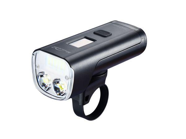 ĐÈN XE ĐẠP MAGICSHINE ALLTY 2000 độ sáng 2000 Lumen chiếu xa 165m sạc USB pack pin 7.2V 3500mAh