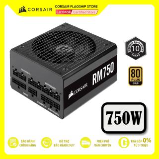 Nguồn máy tính CORSAIR RM750 - 80 Plus Gold thumbnail