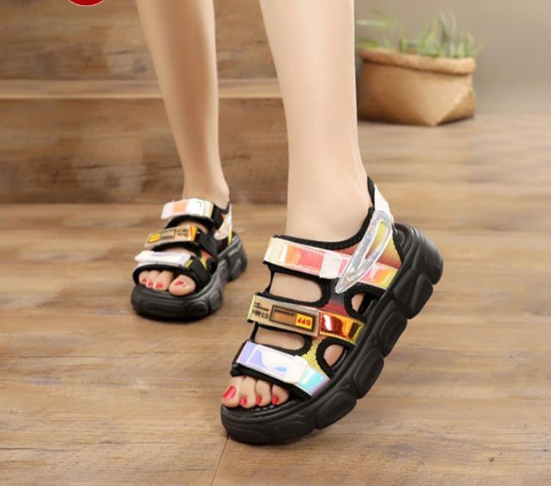 Giày Sandal Nữ Hàng Nhập Thời Trang Hàn Quốc Mẫu 2019 - XS0557 Đang Giảm Giá