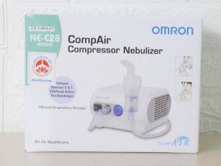 [HCM][HÀNG CHUẨN] Máy xông mũi họng Omron NE C28-Máy xông tại nhà.Máy xông khí hỗ trợ điều trị bệnh lý về đường hô hấp Công nghệ van ảo cho phép xông mũi họng hiệu quả caoThiết kế máy nhỏ gọn rất thuận lợi cho việc sử dụng thumbnail