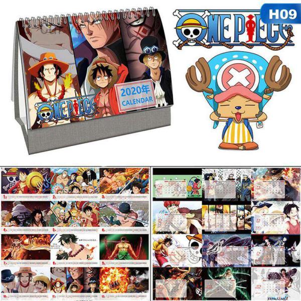 Mua 1 Lịch Bàn Anime 2020