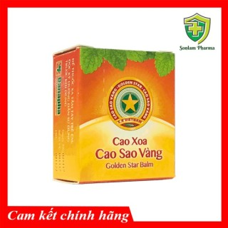 CAO XOA CAO SAO VÀNG DƯỢC TW3 - HỘP 3G thumbnail
