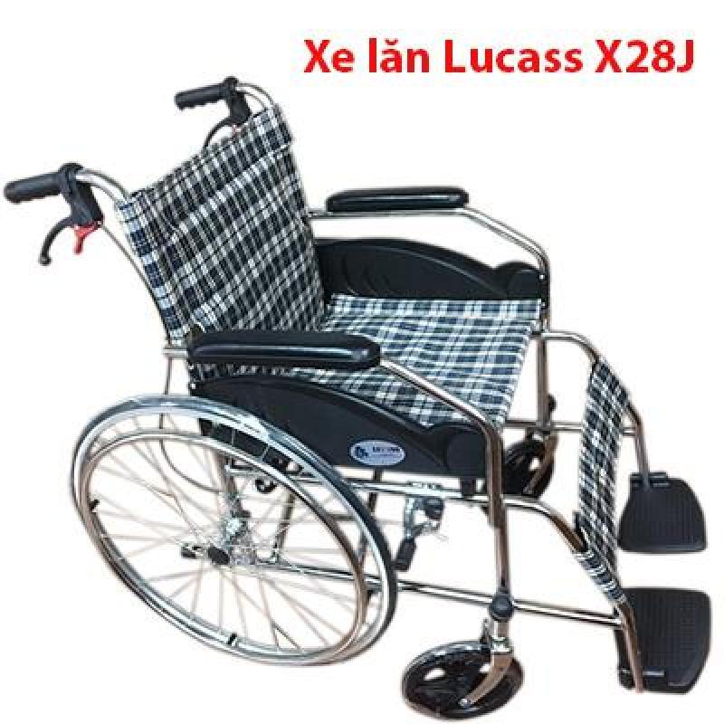 Xe lăn có phanh Lucass X28J