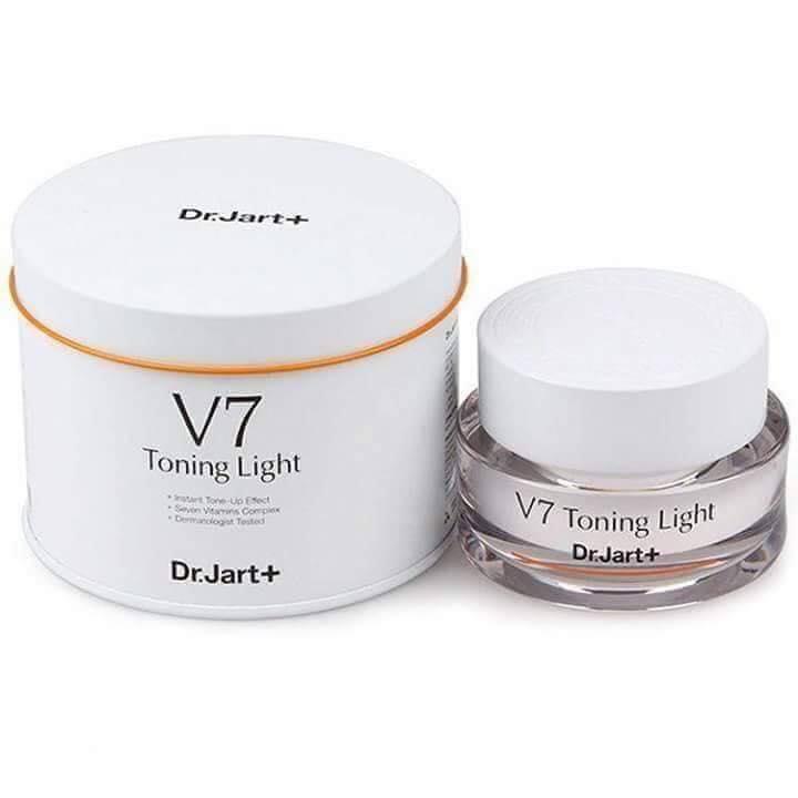 Kem dưỡng da V7 Toning Light Dr. Jart tốt nhất