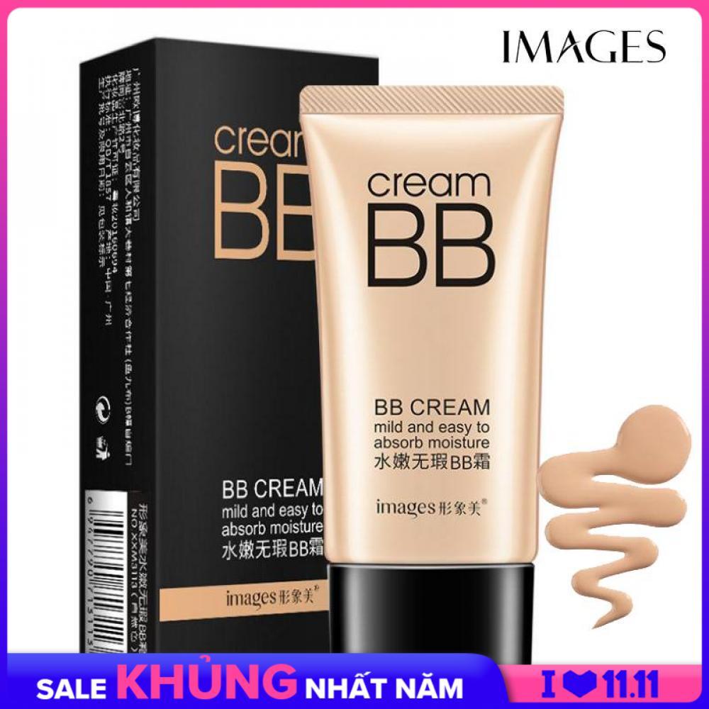 Kem BB che phủ hoàn hảo IMAGES màu tự nhiên kem che khuyết điểm nội địa Trung 40gr TK-BB052 tốt nhất