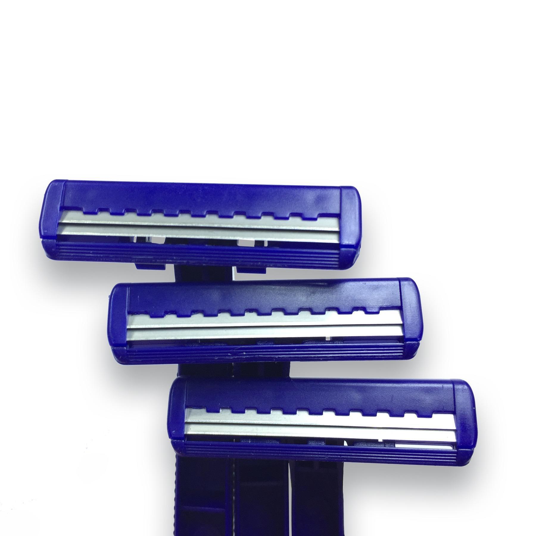 Bộ 10 dao cạo râu UBL chính hãng AG0028 (Xanh) tốt nhất
