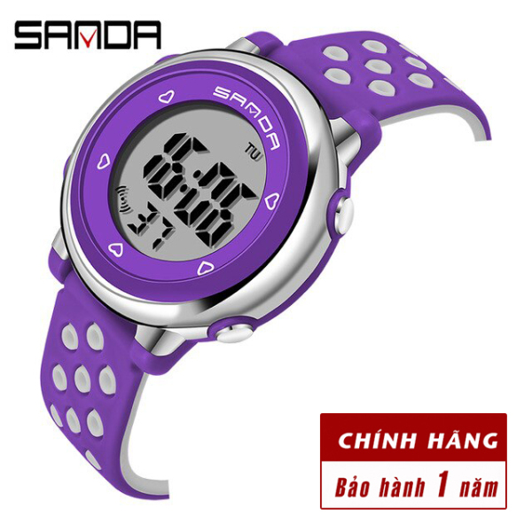 Nơi bán Đồng hồ Trẻ Em SANDA 2008 JAPAN An toàn tuyệt đối cho Bé, Chống Sốc, Chống Nuốc Tốt - Đồng hồ trẻ em đẹp, Đồng hồ trẻ em giá rẻ, Đồng hồ bé trai, bé gái, Đẹp,chống thấm nước, Bền, Giá Sốc, Đồng hồ trẻ em thể thao