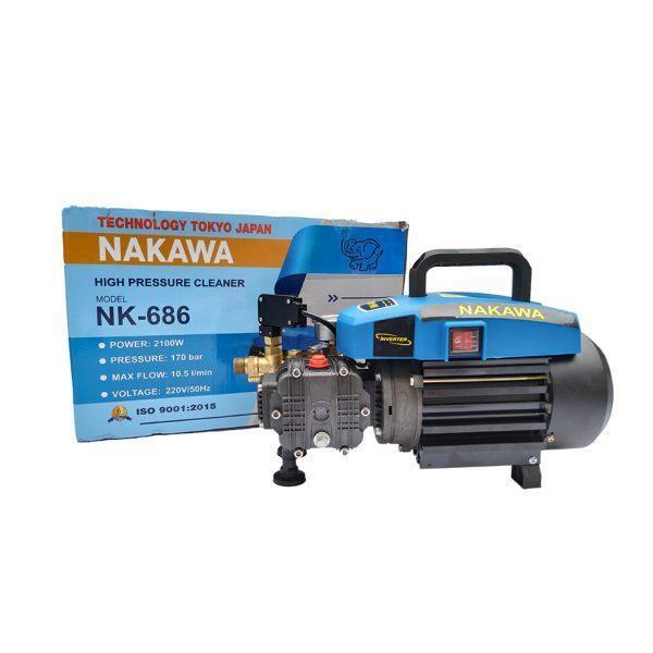 Máy Rửa Xe Mini 2100W Nakawa NK-686
