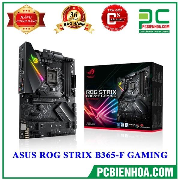 Bảng giá [Trả góp 0%]Mainboard ASUS ROG STRIX B365-F GAMING ( LGA1151 / ATX / 4xDDR4 ) Phong Vũ